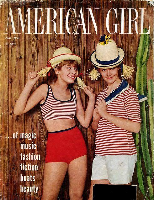 American Girl Magazine, June 1964