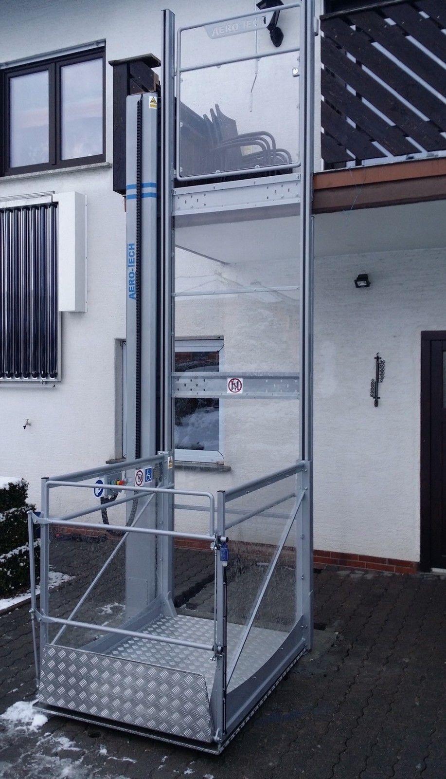 plattform aufzug fahrstuhl f r behinderte handicap. Black Bedroom Furniture Sets. Home Design Ideas