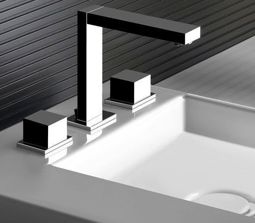 Gessi - Rettangolo Faucet #DailyProductPick | Design - Bath and ...
