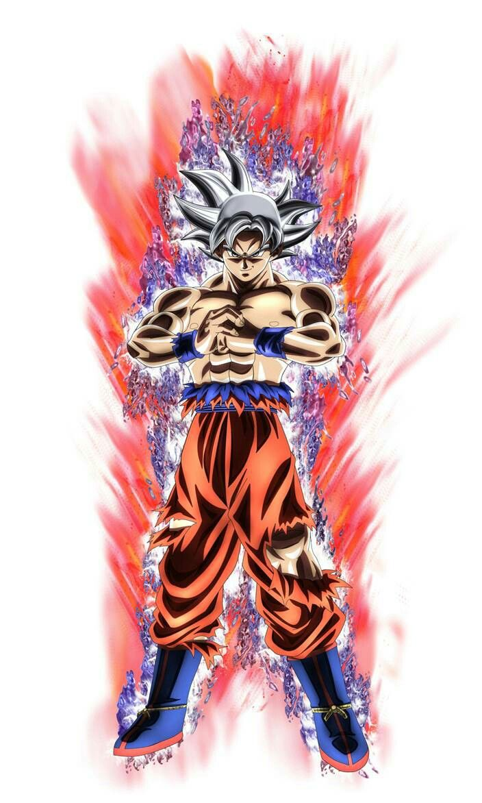 Goku Perfect Ultra Instinct Dragon Ball Super Manga Dragon Ball Super Goku Dragon Ball Z