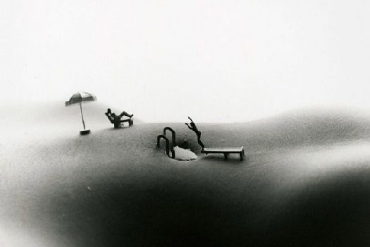 Photographer Uses Human Body As Landscape For Scenic Shots -3184