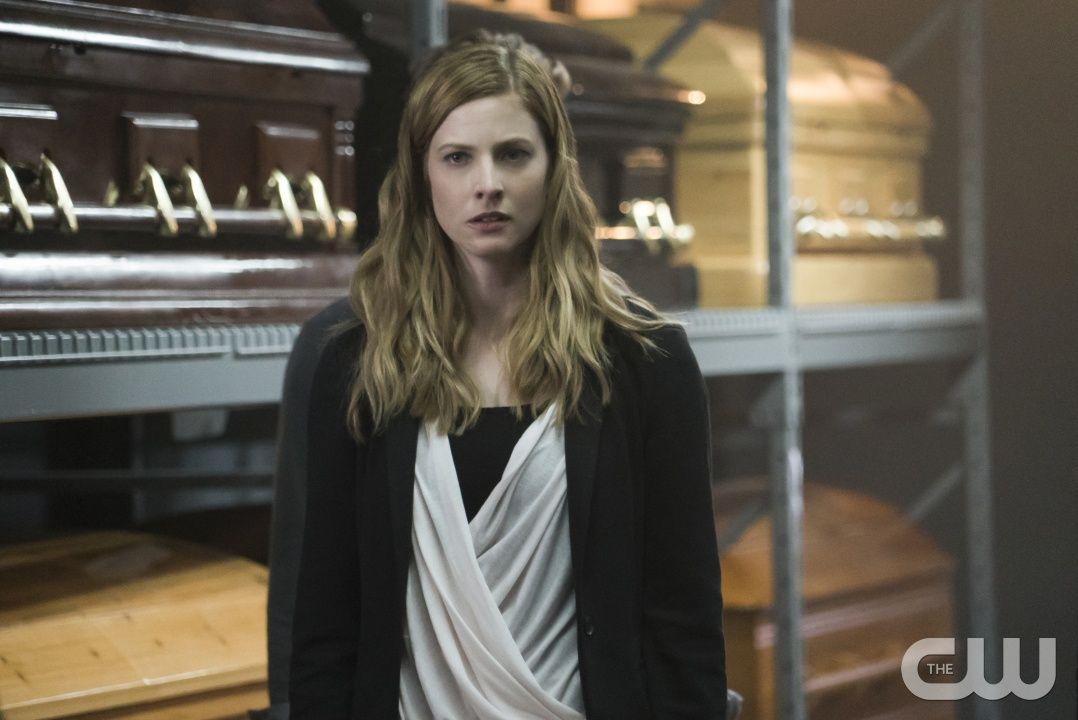 """The Vampire Diaries -- """"Live Through This"""" -- Image Number: VD705c_0059.jpg -- Pictured: Elizabeth Blackmore as Valerie -- Photo: Annette Brown/The CW -- © 2015 The CW Network, LLC. All rights reserved."""