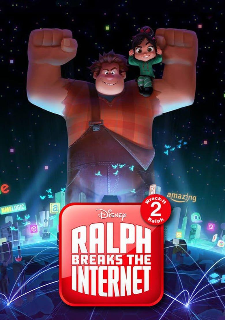 Ralph Breaks the (2018) Hindi Dubbed DVDRip