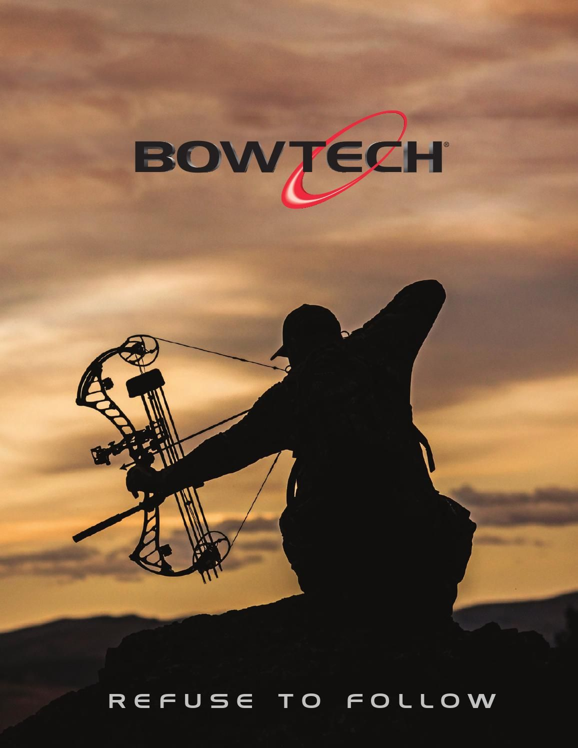 Bowtech 2015 Catalog Archery hunting, Hunting decal