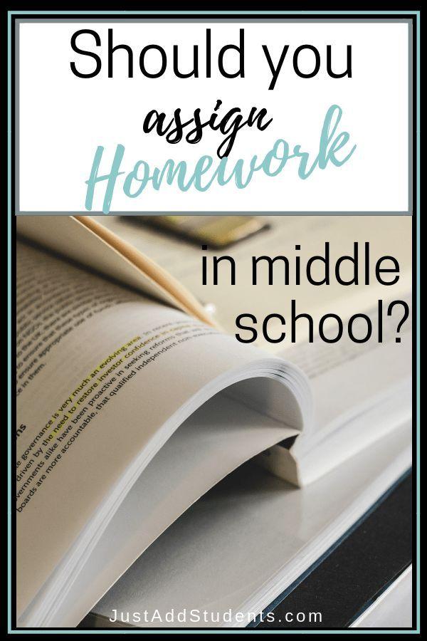 English homework help middle school