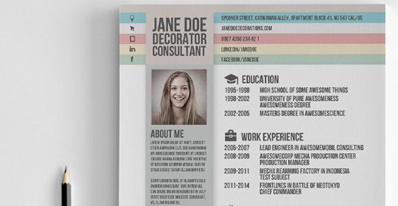Best Resumes Ever this resume was created to have the look and feel of a contemporary restaurant menu 1000 Images About Resume On Pinterest Creative Resume Graphic Design Resume And Cover Letters