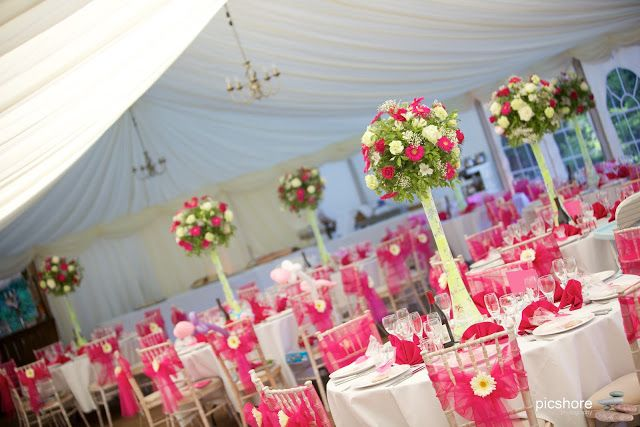 Pink wedding decoration ideas pink wedding flowers cornish pink wedding decoration ideas pink wedding flowers cornish wedding photography port eliot estate junglespirit Image collections