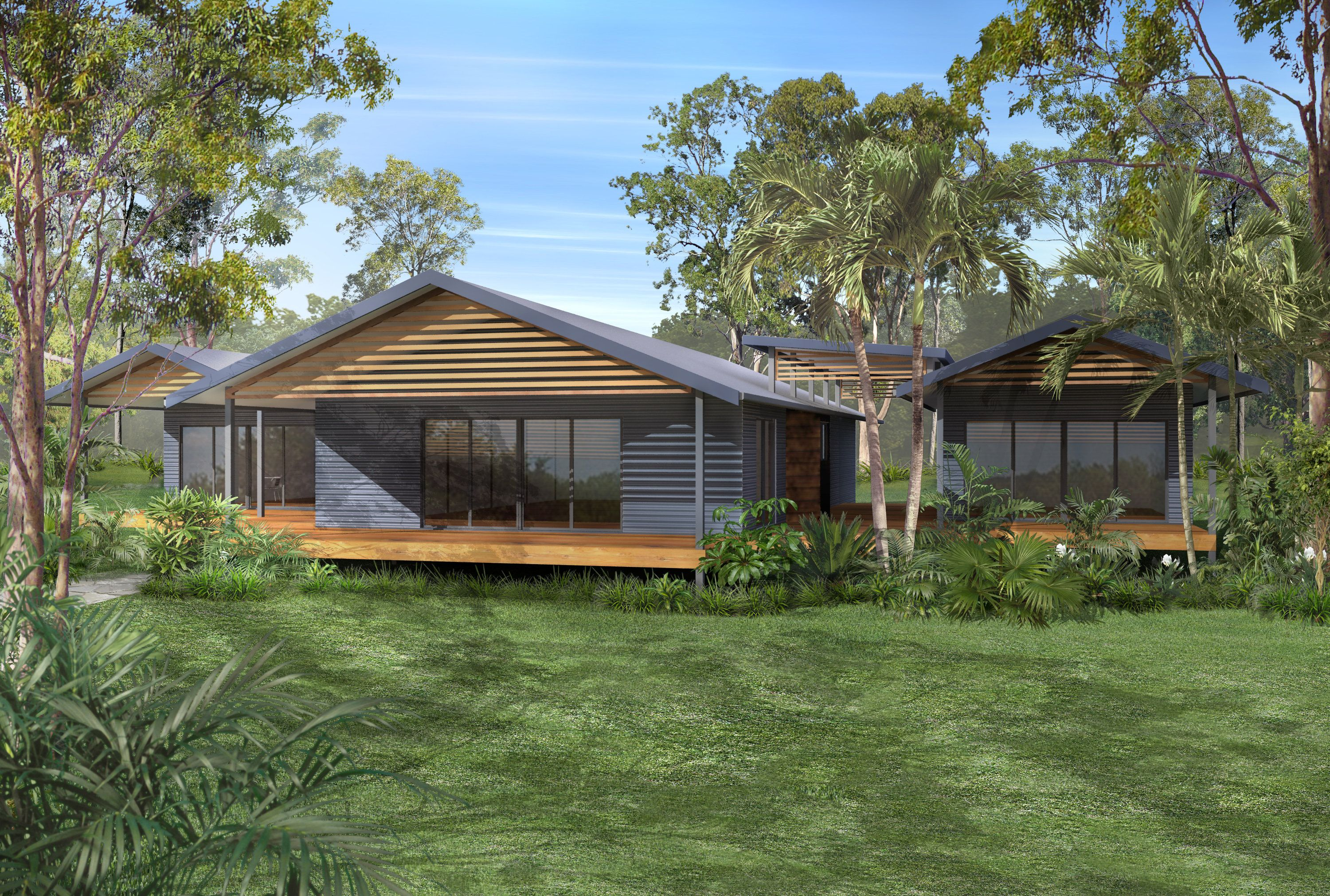 Distinctive Homes House Plans On Stumps And Poles Home Design Ebook A In 2020 Country House Plans Australian House Plans 4 Bedroom House Plans