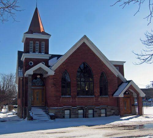Former Church, Lapeer, MI