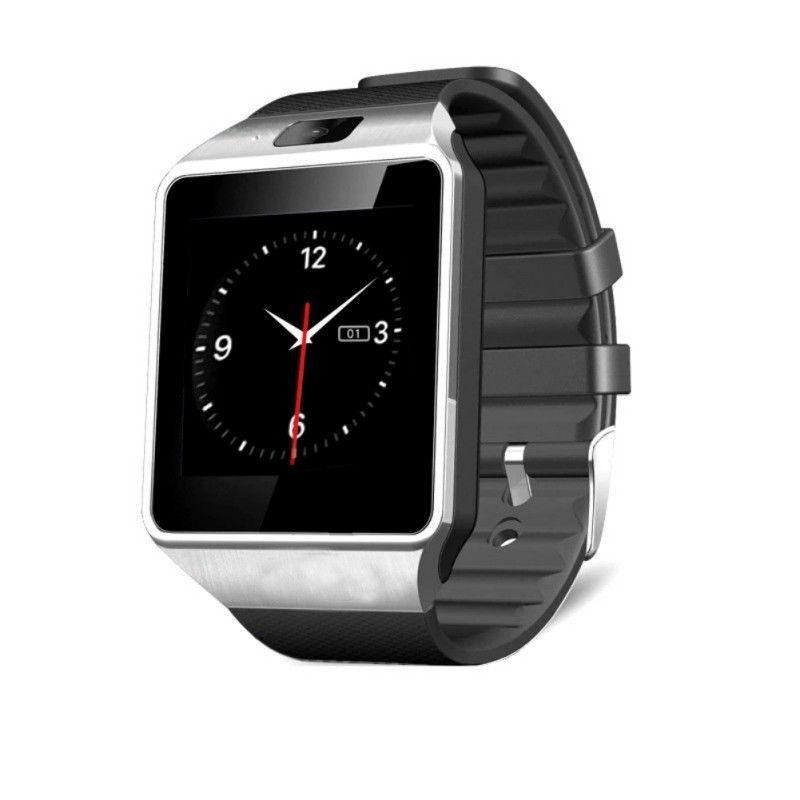 Dz09 smart watch 카메라 블루투스 손목 시계 지원 sim tf 카드 스마트 ios 안드로이드 전화