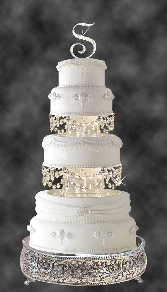 Swarovski Und Strass Kristall Kronleuchter Hochzeitstorte Tier Torte