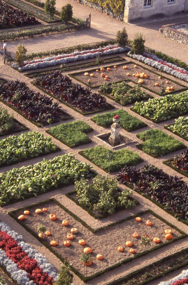 Jardin potager moyen age petits jardins pinterest for Jardin potager en anglais
