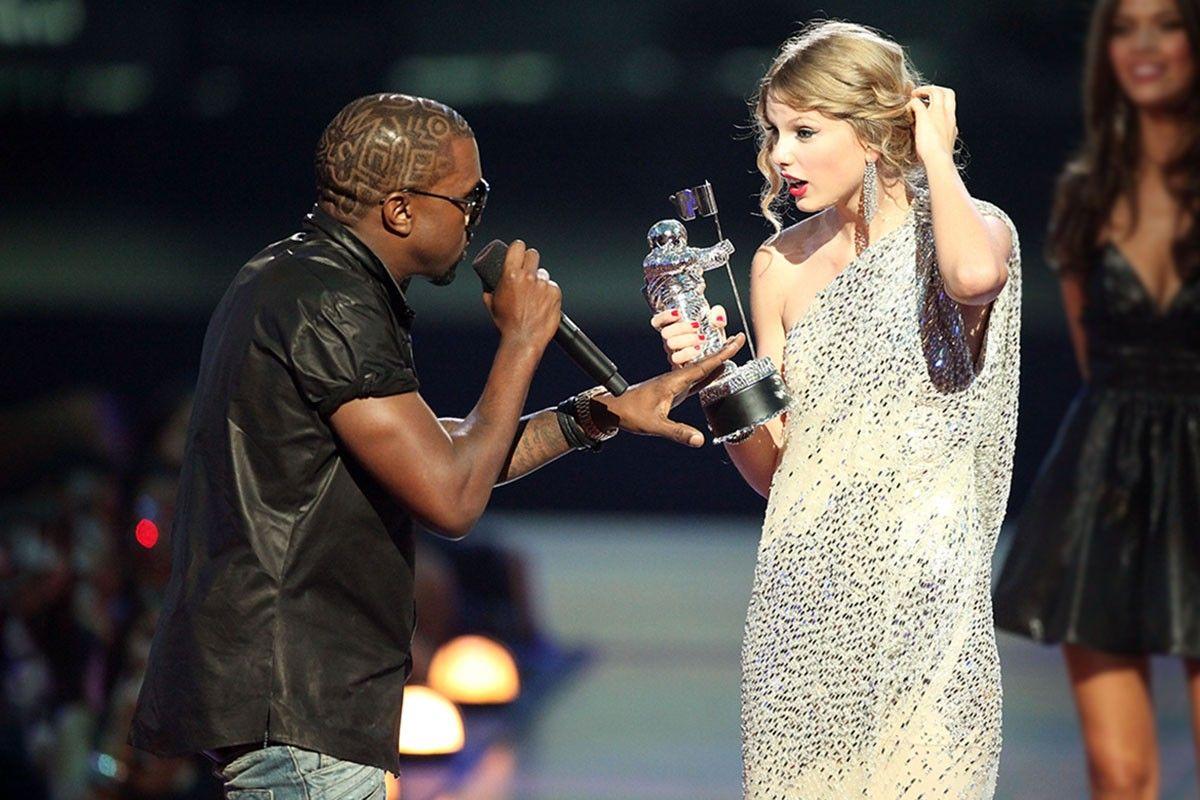 New Details Emerge About Kanye West Taylor Swift S Vma Incident