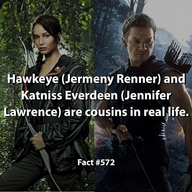 It's crazy to see that they're cousins and they're both talented ARCHERS   Bruh