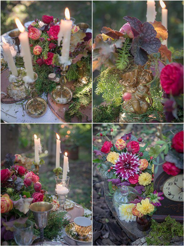 Get Lost in This Whimsical EnchantedForestThemed Party