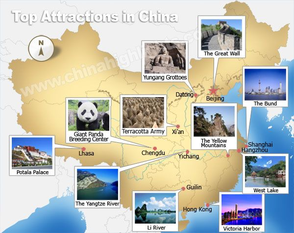 Top Attractions In China Mustvisit Attractions In China - 10 must see attractions in beijing