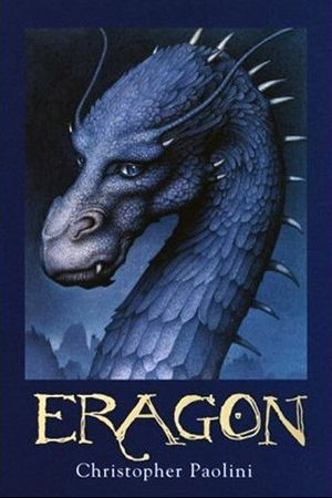 Eragon by Christopher Paolini.