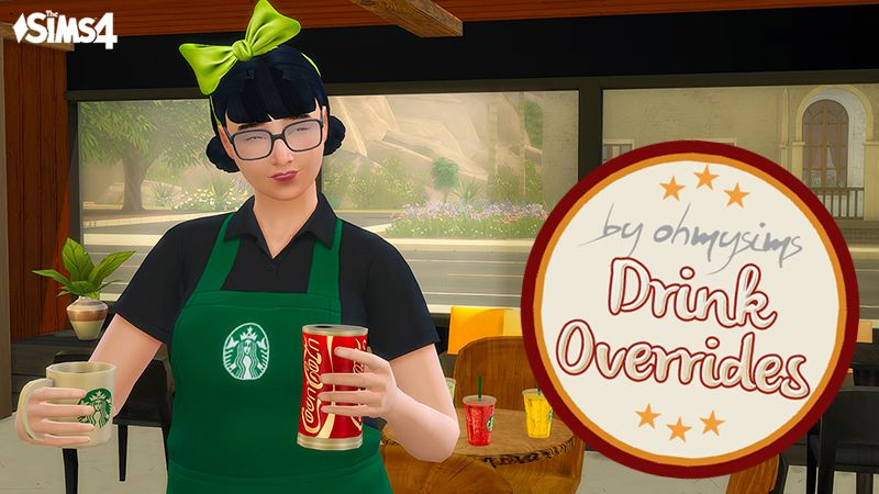 Oh My Sims 4 ? Drink Default Replacements Mug replacement will… – Sims 4 Updates -♦- Sims 4 Finds & Sims 4 Must Haves -♦- Free Sims 4 Downloads