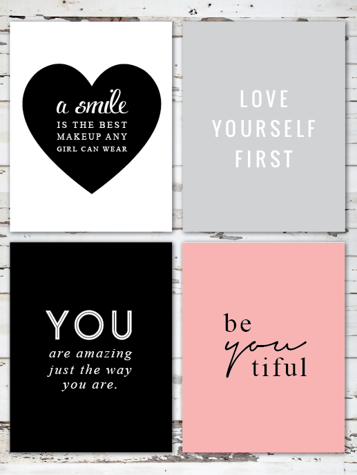 photograph relating to Free Printable Love Quotes known as no cost printables by Whimseybox!! #prices #wordstoliveby