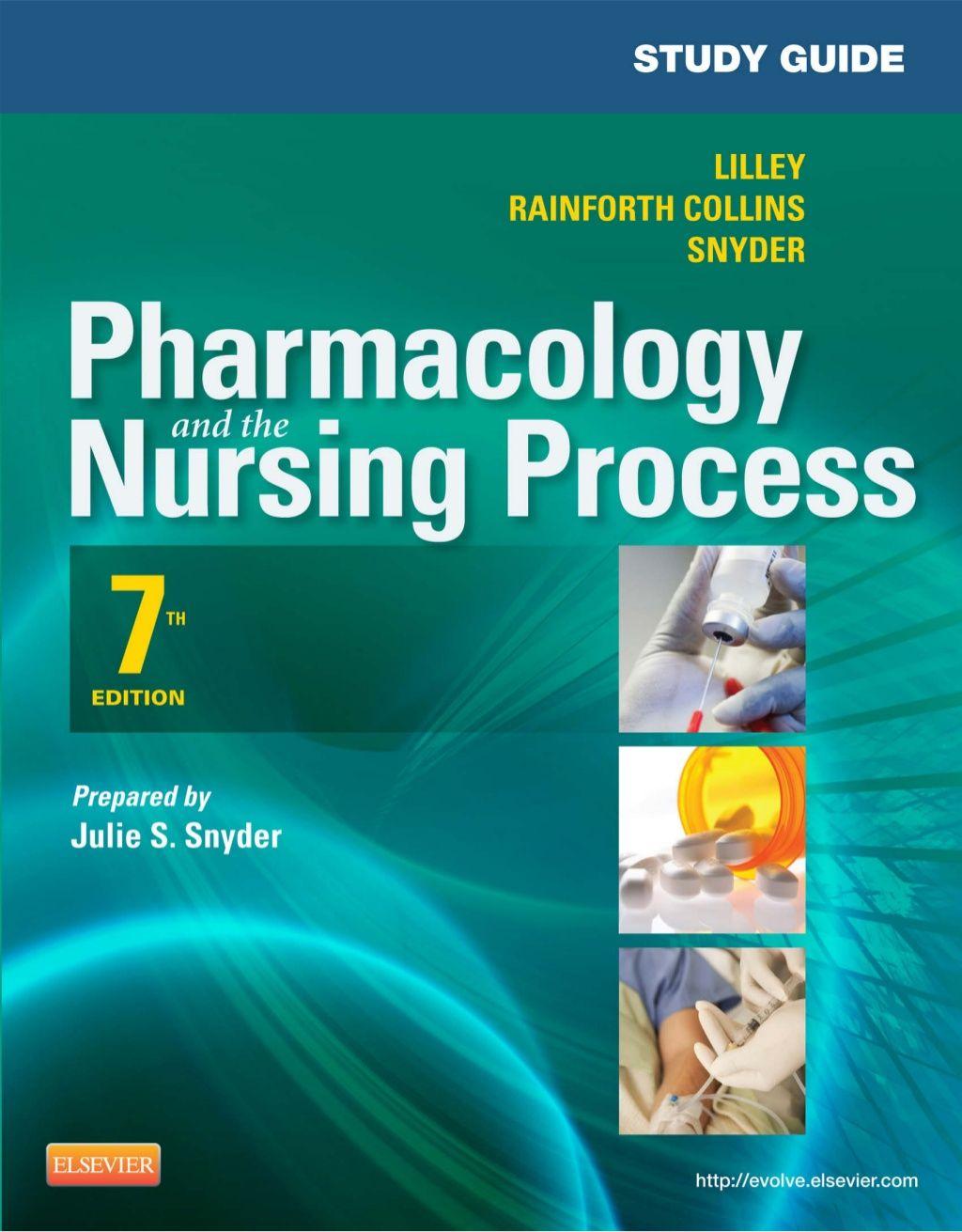 47+ Best pharmacology book for nurses ideas
