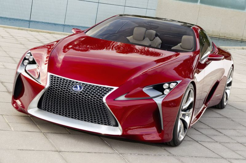 2017 Lexus LF LC Review New Cars The 2017 Lexus LF LC is