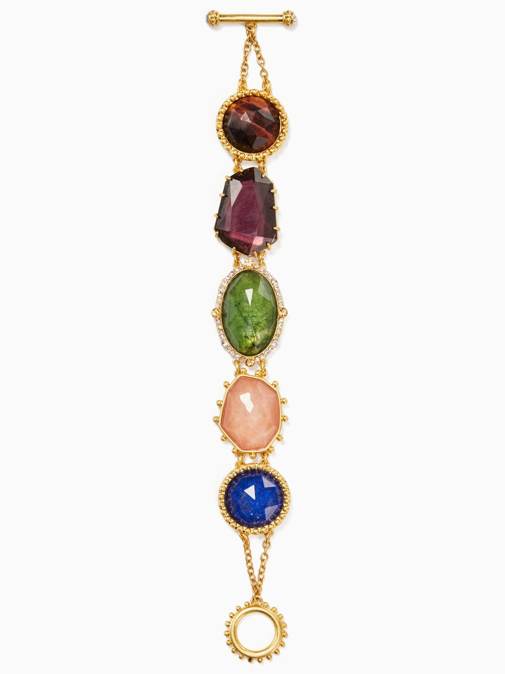 Kate Spade Perfectly Imperfect Bracelet Multi Drop