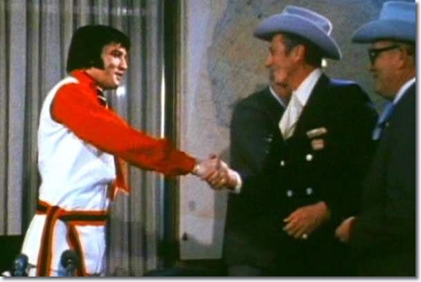 1970 2 27 Elvis Houston press conference