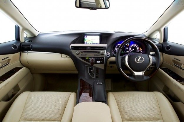 Lexus Rx270 Australia S New Entry Level Luxury Suv Luxury Suv