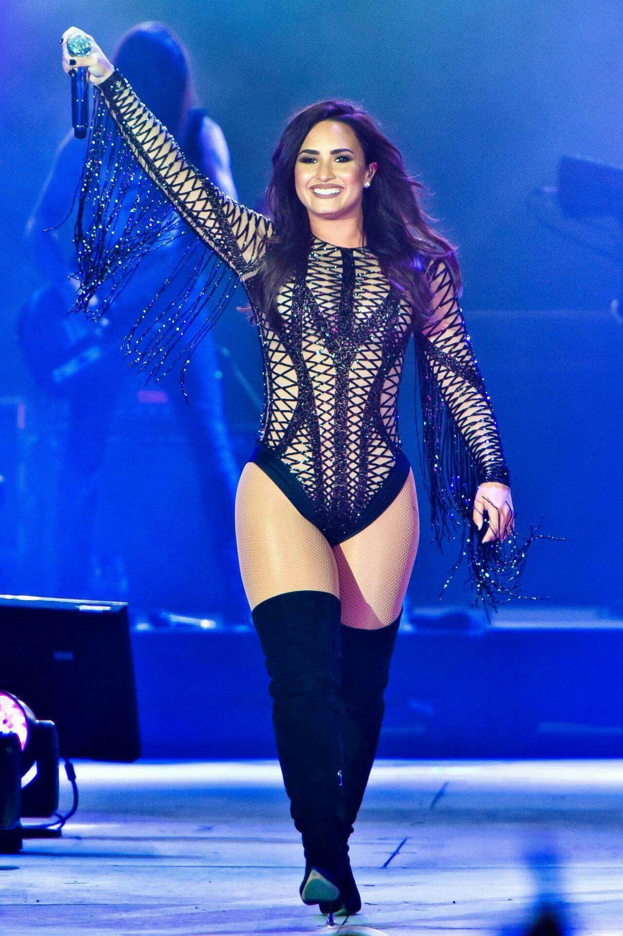 Demetria Devonne By Kayla Dennie Demi Lovato Style Demi Lovato
