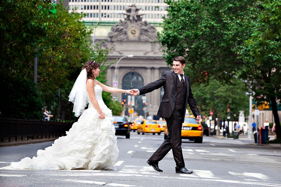 Renata And Alex Wedding Photographer New York Videographer NYC