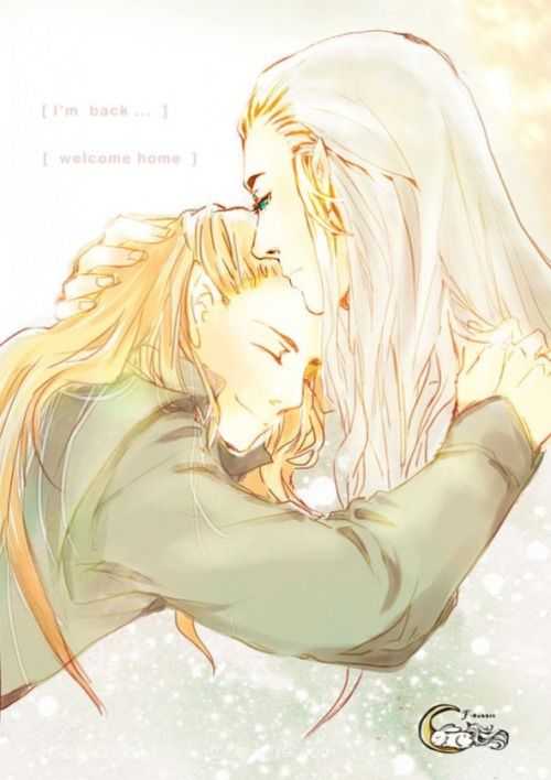 Tales of Mirkwood - Welcome home ❤❤❤ | I left my heart in Middle ...