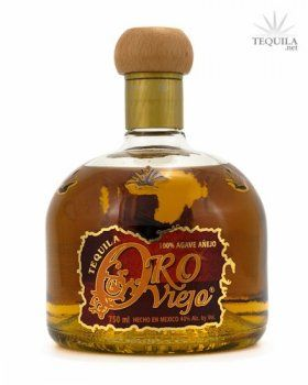 Oro Viejo Tequila Anejo - Tequila Reviews at TEQUILA.net