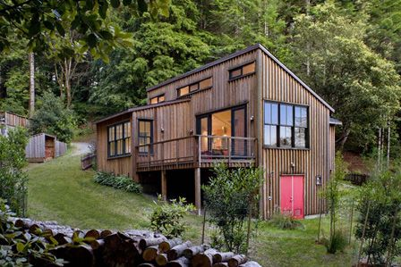 Amazing A Rustic Cottage Cabin In Mendocino, CA.
