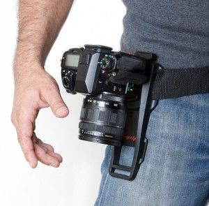 B Grip Camera Holster Review Holster Camera Photography Gear