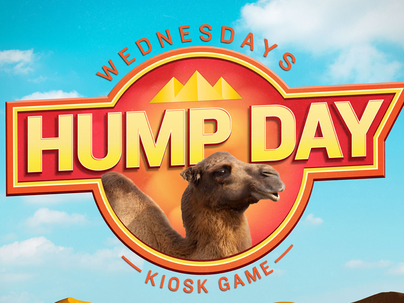 Hump Day Wednesday | Hump day