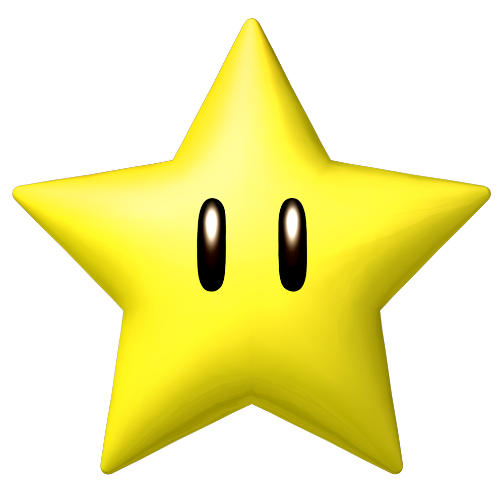 Super Star | Paper mario, Star and Mario bros