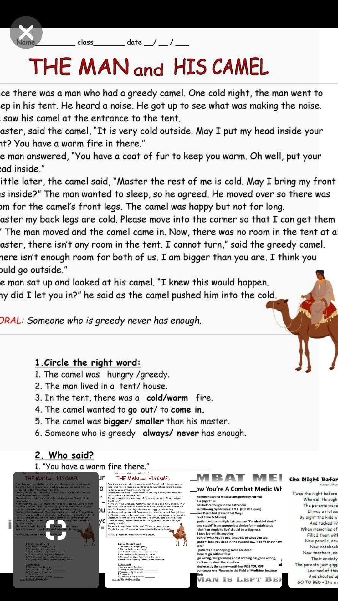 Pin By Tulip Flower On Guided Reading Comprehension English Stories For Kids English Short Stories 2nd Grade Reading Worksheets [ 1920 x 1080 Pixel ]