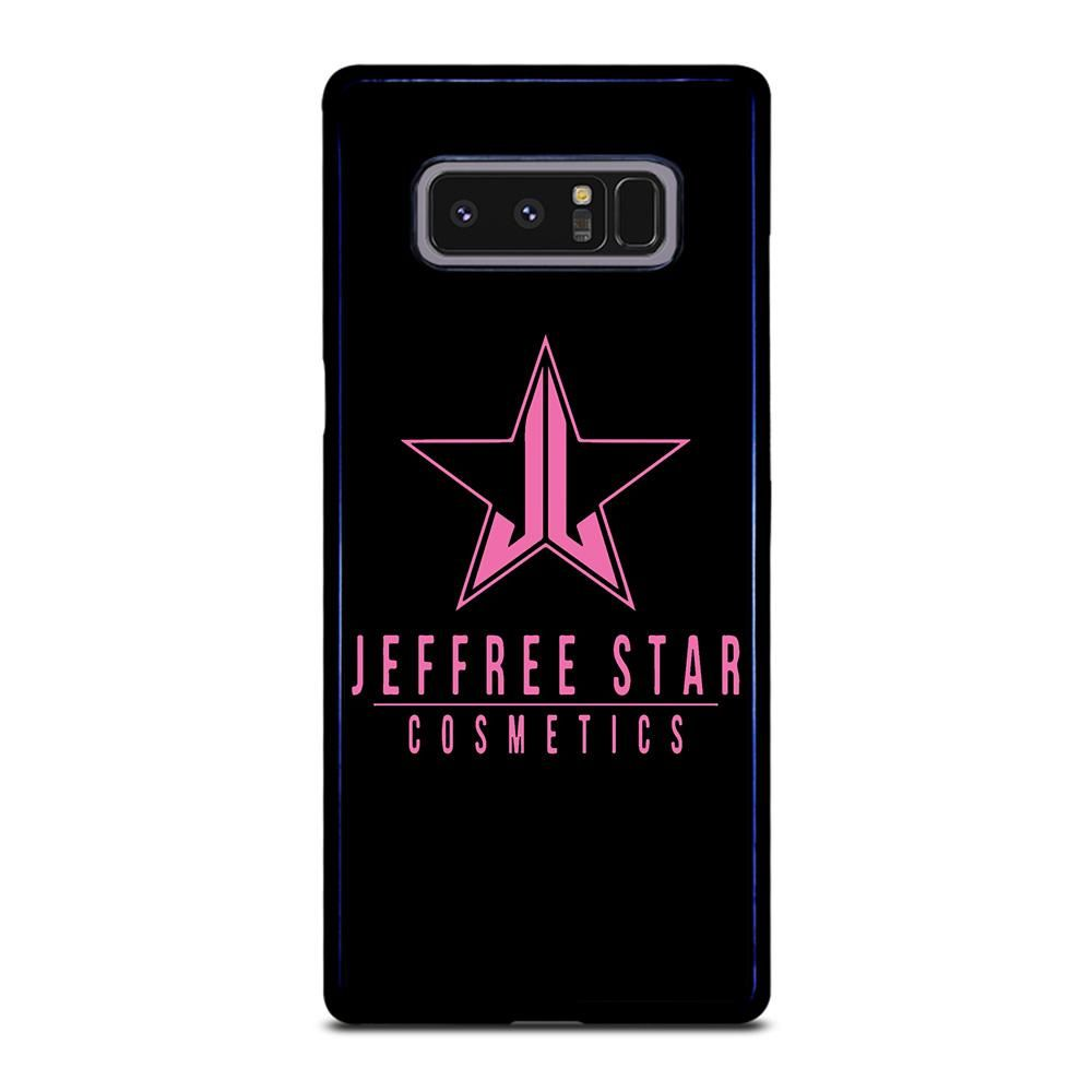 JEFFREE STAR LOGO Samsung Galaxy Note 8 Case Cover