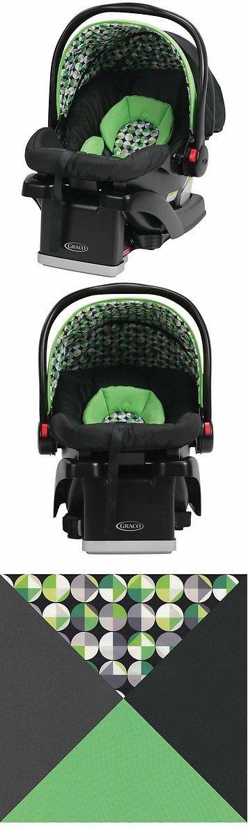 Infant Car Seat 5 20 Lbs 66696 Graco Snugride 30 Lx Click Connect