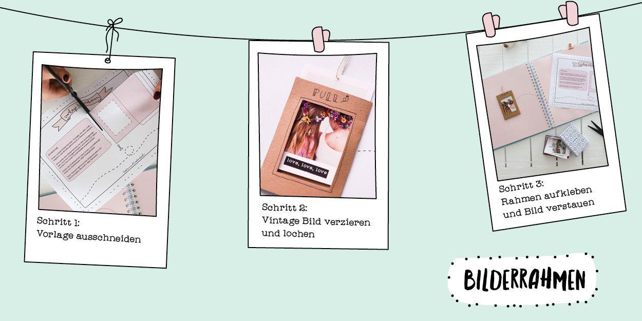 Bastelideen Fur Dein Fotobuch Mit Kostenlosen Vorlagen Creative