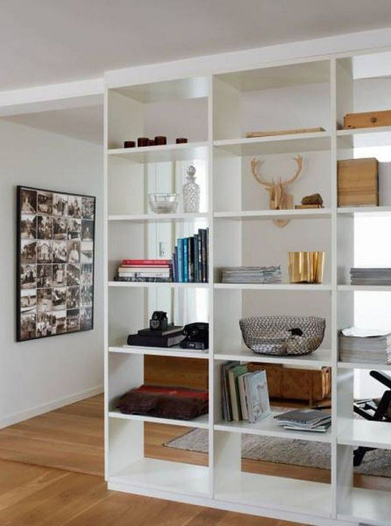 Apartment Decor Spotlight Budget Friendly Room Dividers: 81+ Unbelievable Room Dividers And Separators With Selves