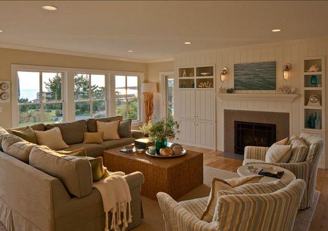 Best 25 Living Room Inspiration Ideas On Pinterest: Best 25+ Coastal Family Rooms Ideas On Pinterest