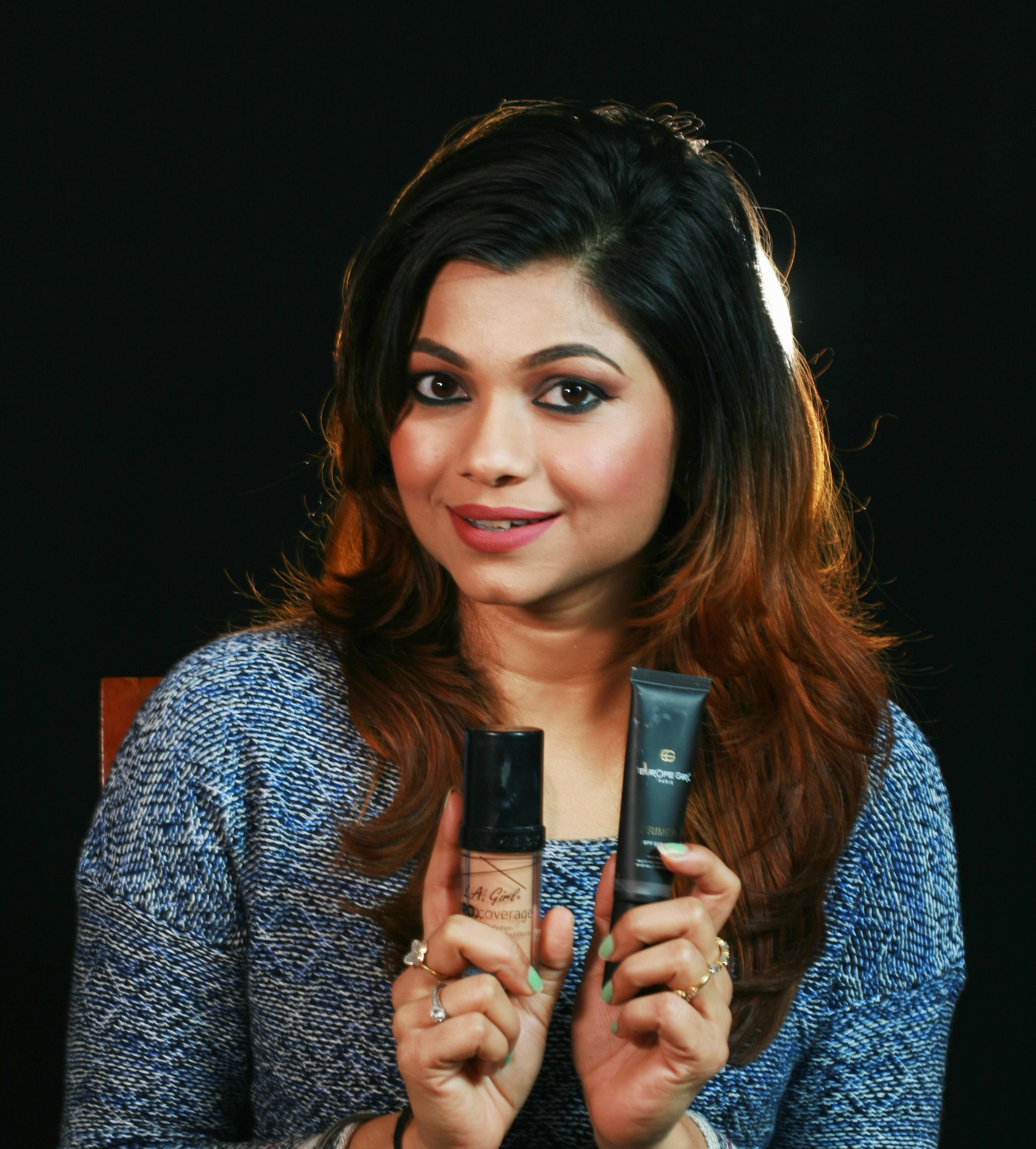 Khushboo Giri in 2020 Freelance makeup artist business