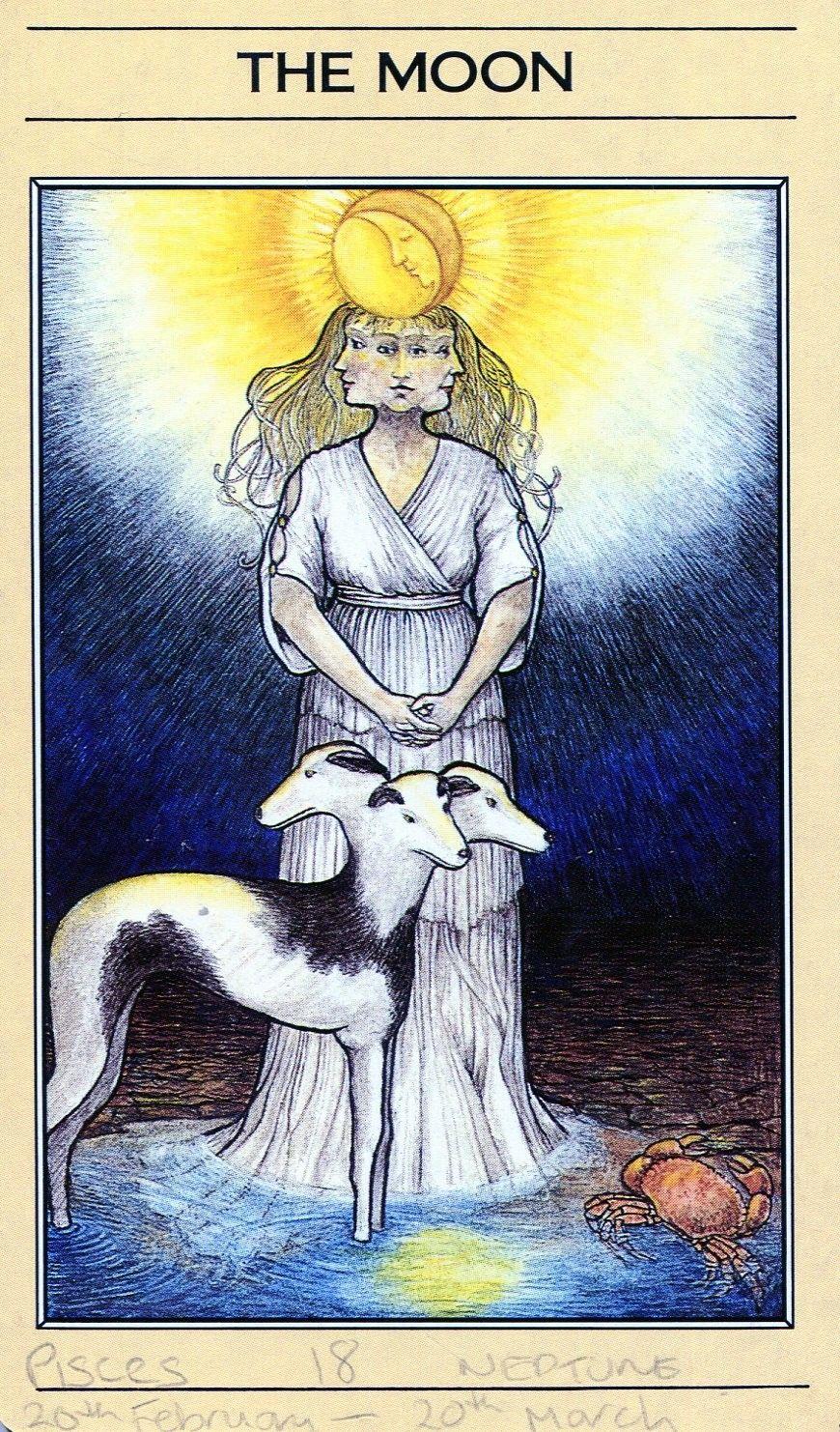 Pin by jon cavana on mysticism tarot art le tarot hekate