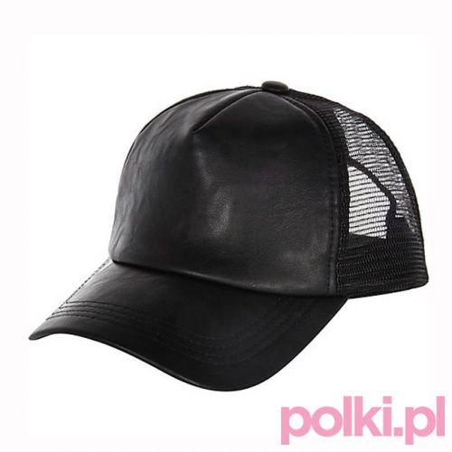 Czarna Czapka Z Daszkiem River Island Black Trucker Hat Trucker Hat Women S Accessories