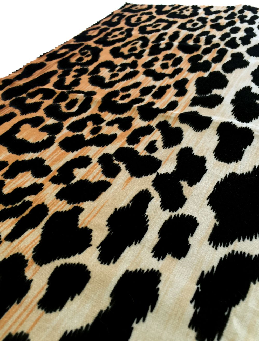 Jungle Animal Skin Prints BTY From Closed Quilt Greens and Browns