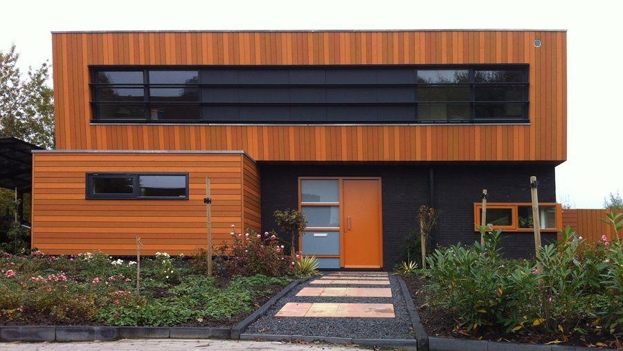 Cumaru Klaedning Holzfassaden Haus Rund Ums Haus