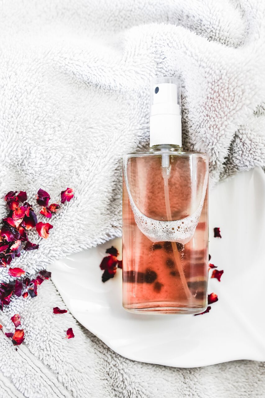 DIY Green Tea and Rose Toner — For the Love of Body