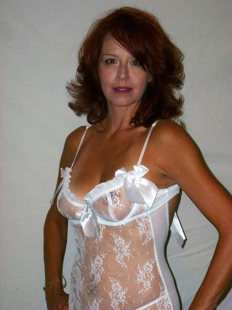 Opinion, interesting Brunette sheer lingerie wife
