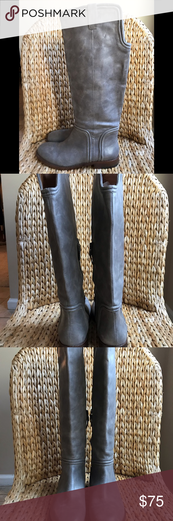 Modern Vintage Leather Riding Boots | Leather riding boots